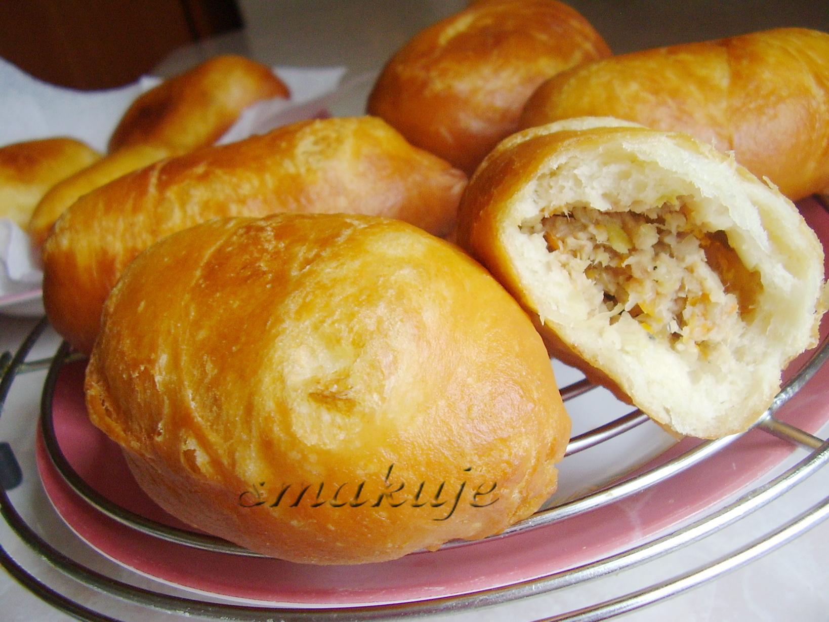 Мясные пирожки рецепты пошагово