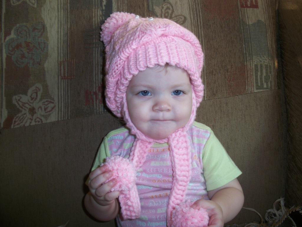 схеми вязання гачком для новонароджених.