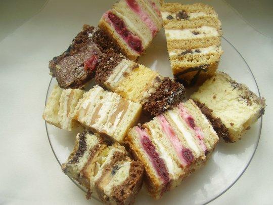 выпечка тортов украины с фото