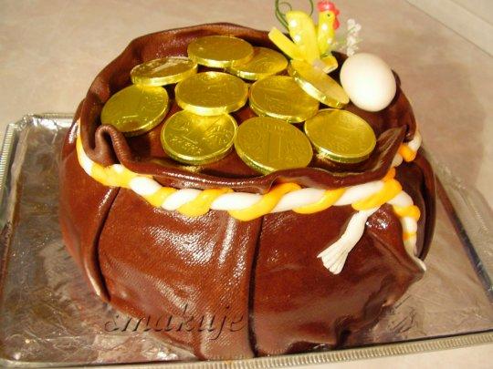Торти день народження фото