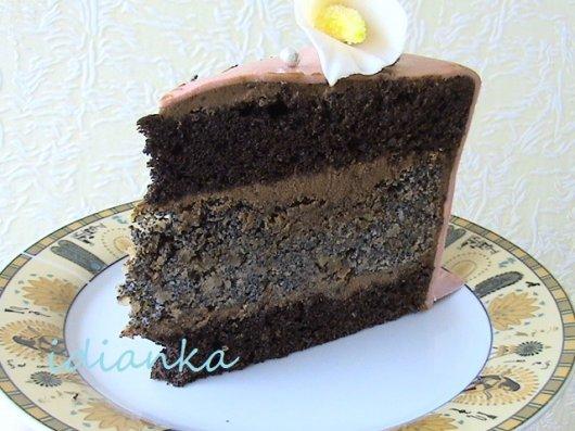 """Торт """"Ейфорія"""""""